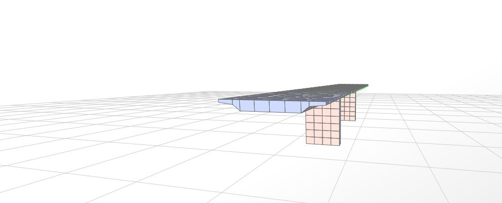 طراحی پل بتنی بوسیله نرم افزار sap2000 بهمراه فایل مدلسازی