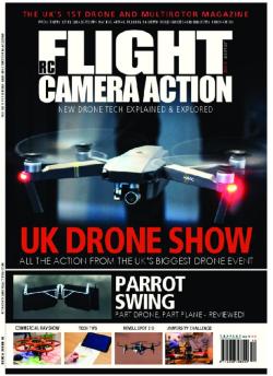 Flight Camera Action Issue 10 2017 مجله تخصصی کوادکوپرها و دوربین های پرنده