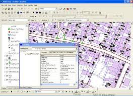 پاورپوینت استفاده از GIS برای مشترکین آب و فاضلاب شهر یزد